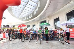 مرحباً (Marhaban!) from Stage 2 of the UAE Tour