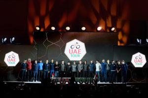 Team Presentation Photo Gallery – 2019 UAE Tour